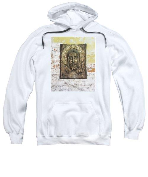 #christ #christians #religion #face Sweatshirt