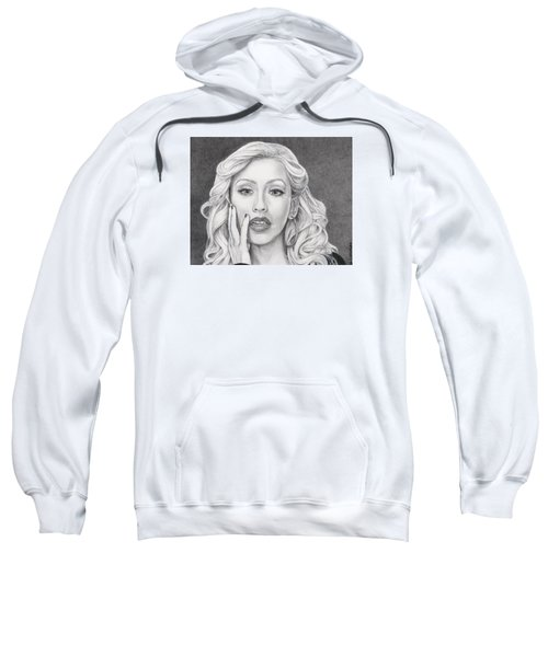 Christina Aguilera Sweatshirt