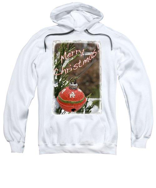 Christmas Bell Ornament Sweatshirt