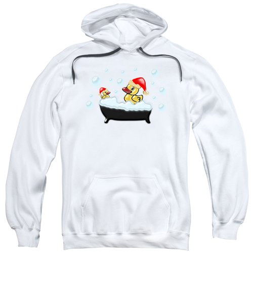 Christmas Ducks Sweatshirt