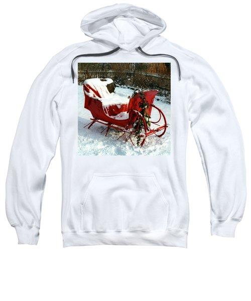 Christmas Sleigh Sweatshirt