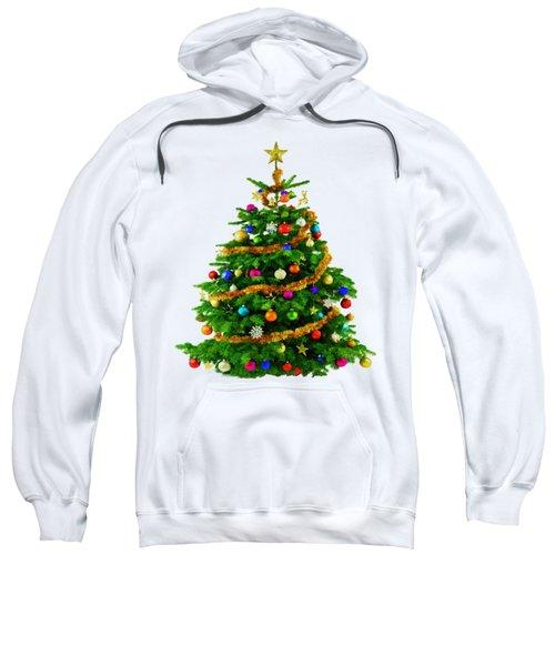 Christmas Tree 1417 Sweatshirt