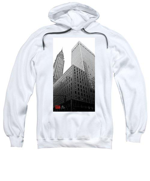 Chrystler Lofts Sweatshirt by Rennie RenWah