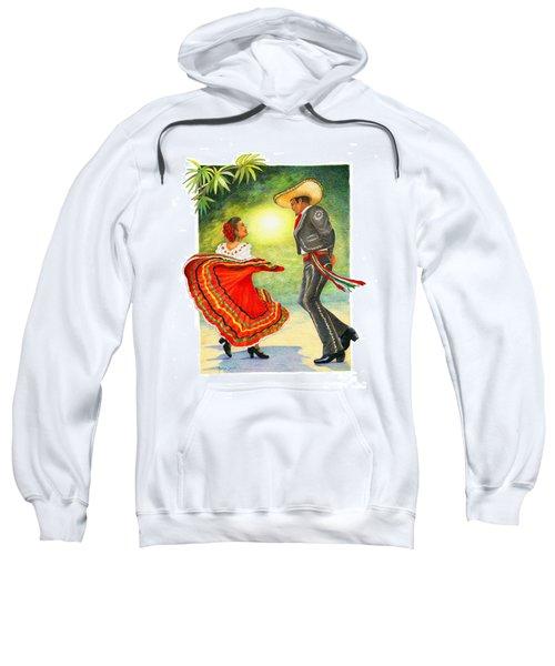 Cinco De Mayo Dancers Sweatshirt