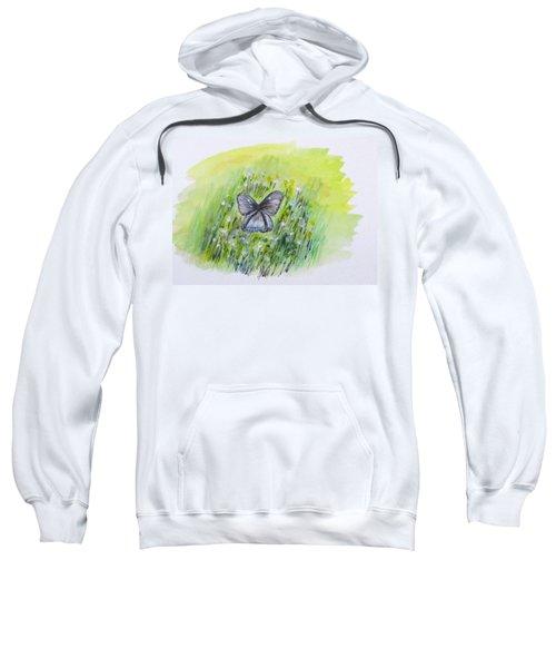 Cindy's Butterfly Sweatshirt