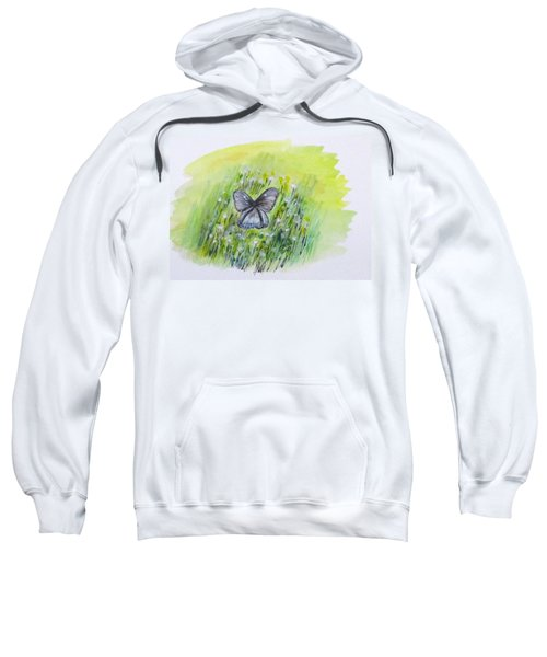 Cindy's Butterfly Sweatshirt