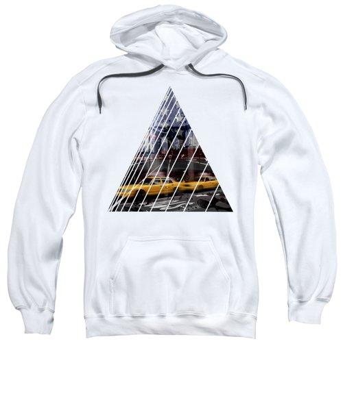 City-art Nyc Composing Sweatshirt