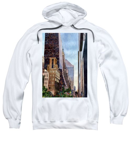 City Sunrise Sweatshirt