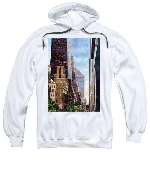 City Sunrise Sweatshirt