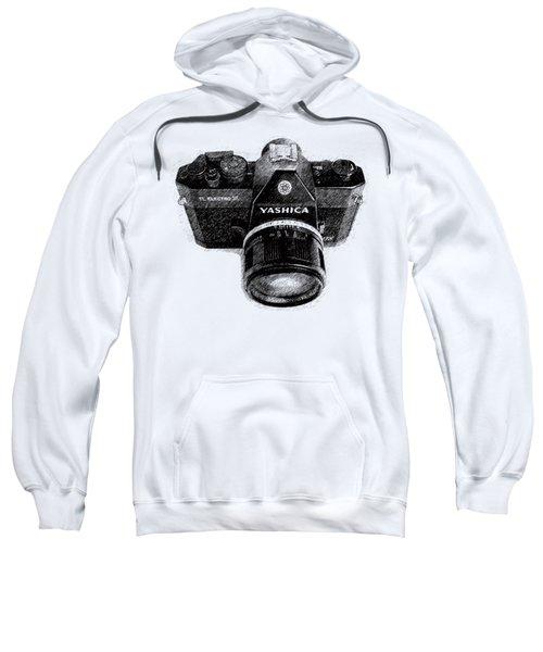 Classic Yashica Slr Film Camera Sweatshirt
