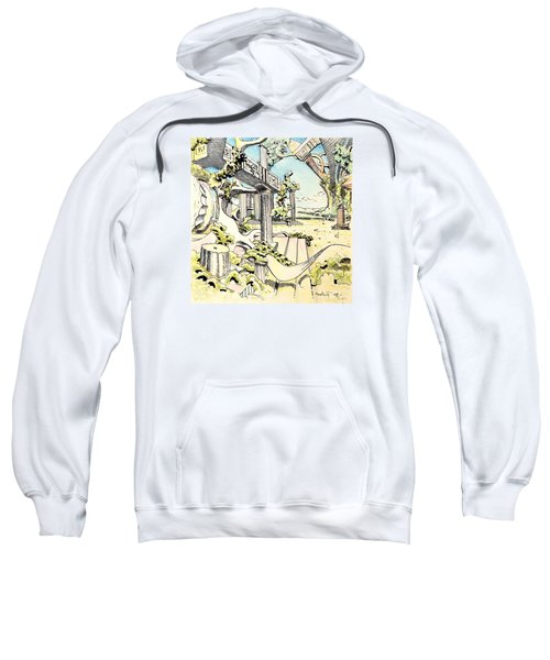 Classical Construction Sweatshirt