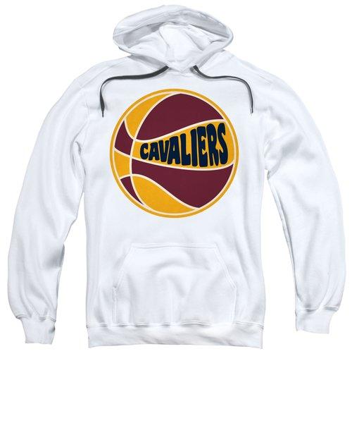 Cleveland Cavaliers Retro Shirt Sweatshirt