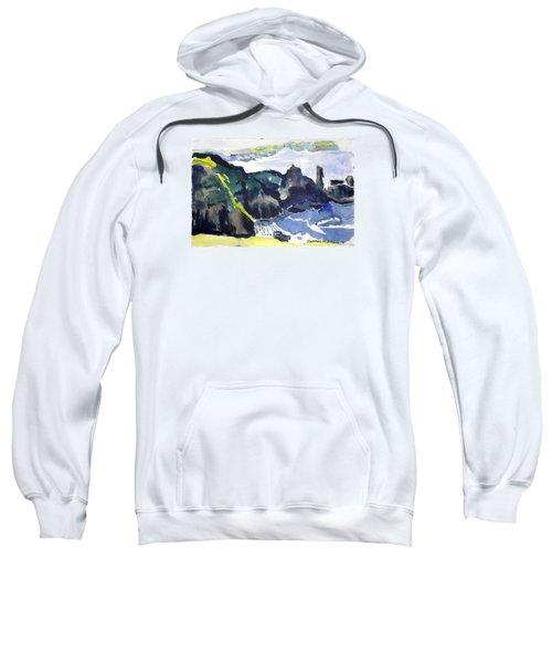 Cliffs In The Sea Sweatshirt