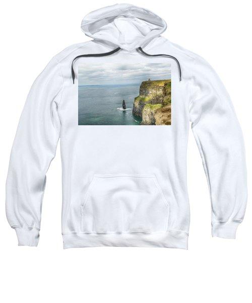 Cliffs Of Moher 3 Sweatshirt