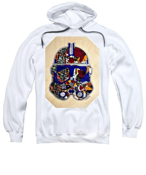 Clone Trooper Star Wars Afrofuturist Sweatshirt