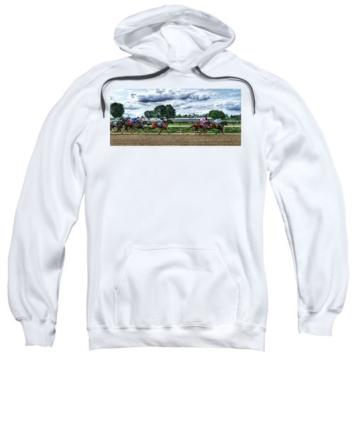 Close Competition Sweatshirt