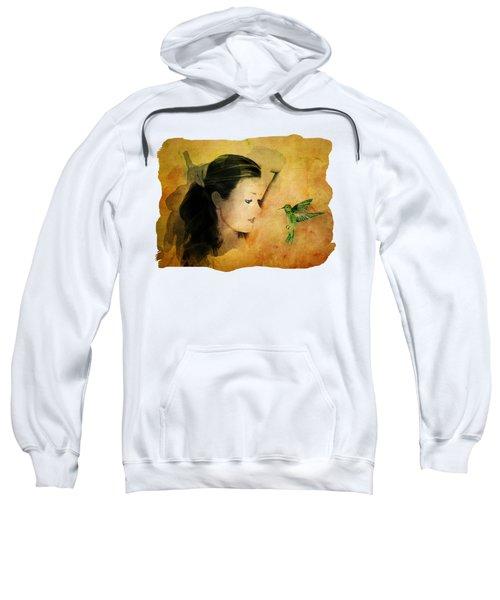 Close Encounter Sweatshirt by Terry Fleckney