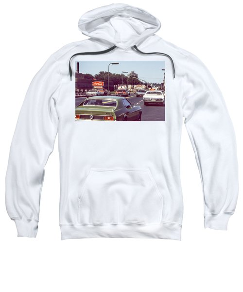 Coca Cola Plant On Central Ave Sweatshirt