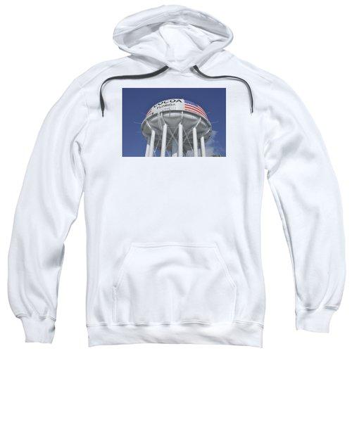 Cocoa Florida Water Tower Sweatshirt
