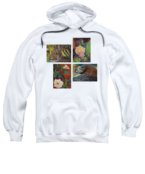 collection of 4 Desert minatures Sweatshirt
