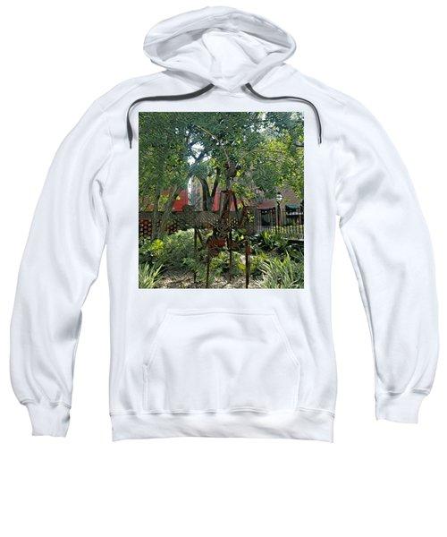 College Creature Sweatshirt