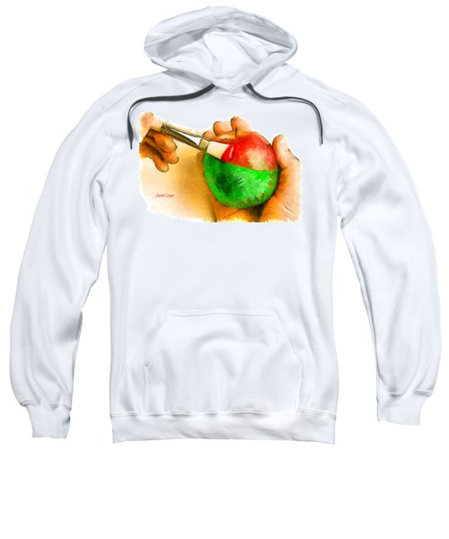 Color Apple - Da Sweatshirt