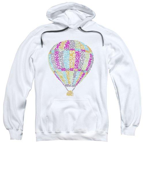 Colorful Baloon Sweatshirt