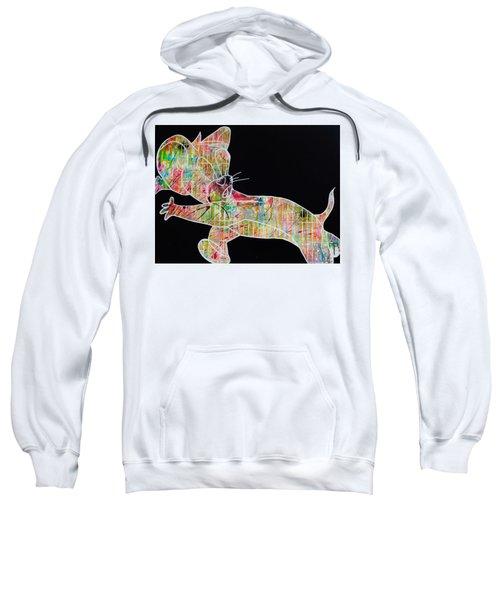 Colorful Sweatshirt