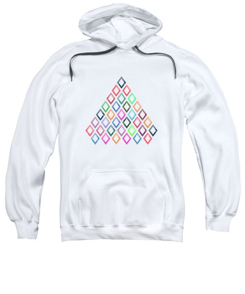 Colorful Geometric Patterns  Sweatshirt