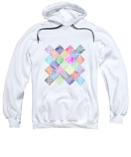Colorful Geometric Patterns IIi Sweatshirt