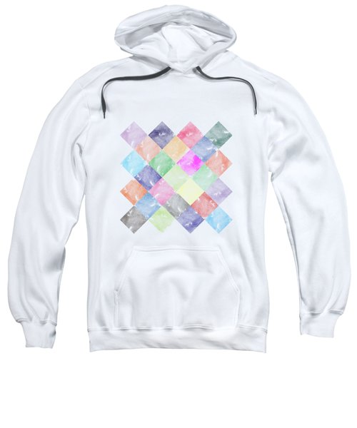 Colorful Geometric Patterns IIi Sweatshirt