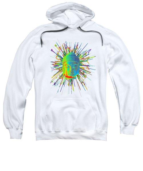 colorful Korean sparkle Sweatshirt by Terrell Kaucher