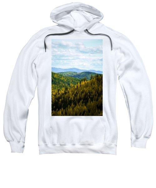Colors Of Sherman's Pass Sweatshirt