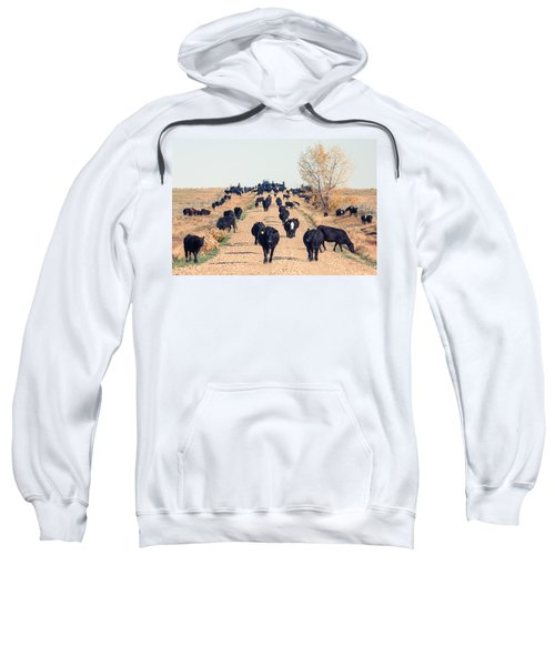 Coming Down The Road Sweatshirt