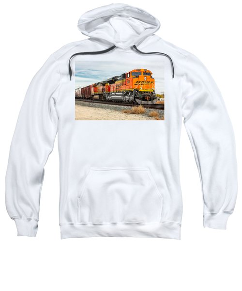 Coming Through Livingston Sweatshirt