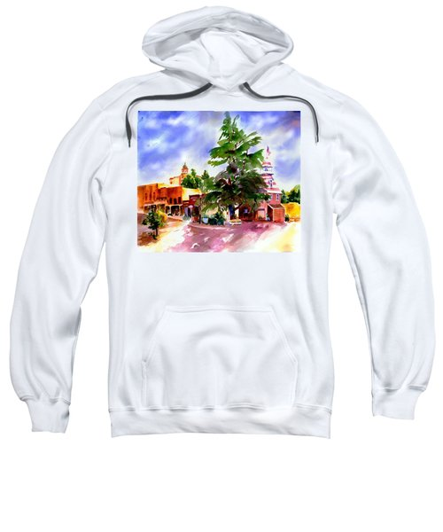 Commercial Street, Old Town Auburn Sweatshirt