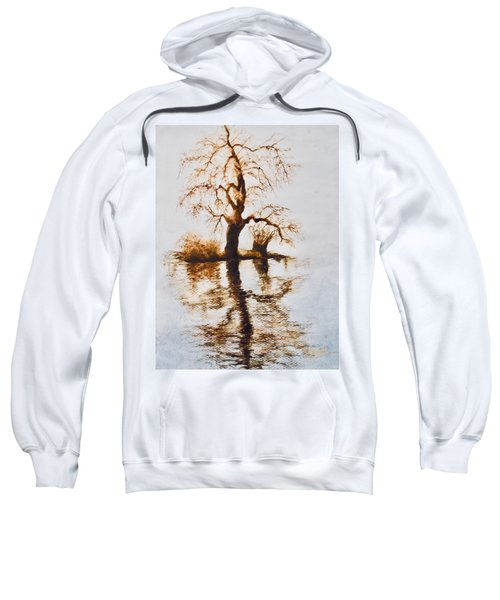 Como Lake Reflections Sweatshirt