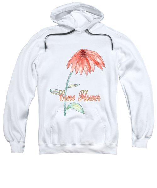 Cone Flower Sweatshirt