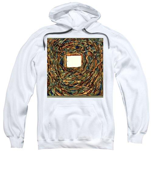 Consciousness Screen Sweatshirt