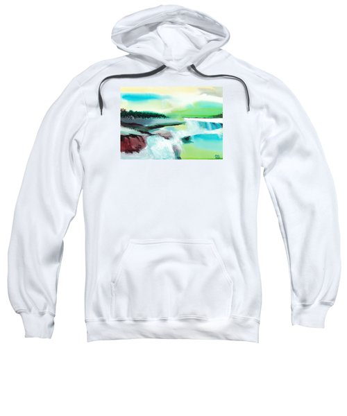 Constructing Reality 1 Sweatshirt
