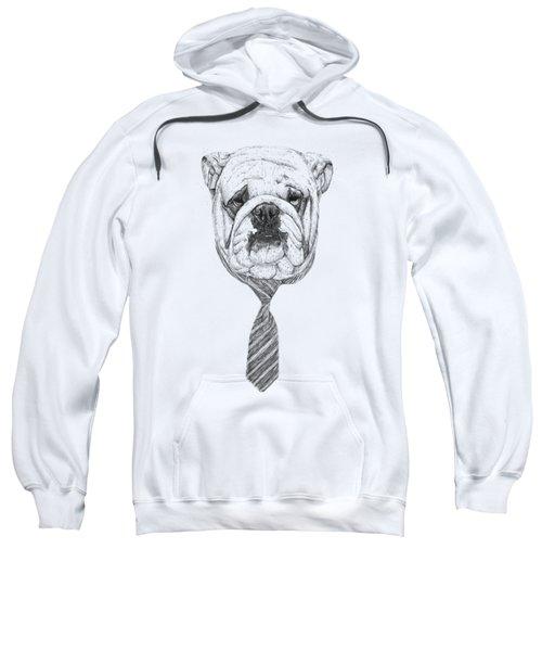 Cooldog Sweatshirt by Balazs Solti