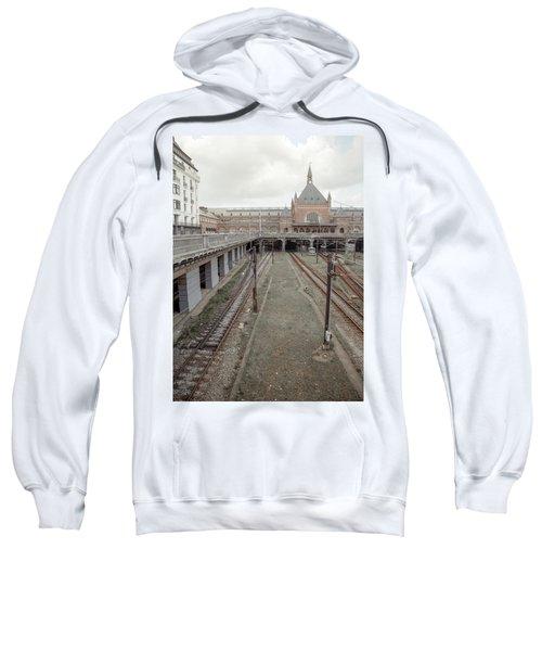 Copenhagen Central Station Sweatshirt