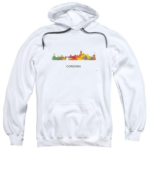 Cordoba Argentina Skyline Sweatshirt
