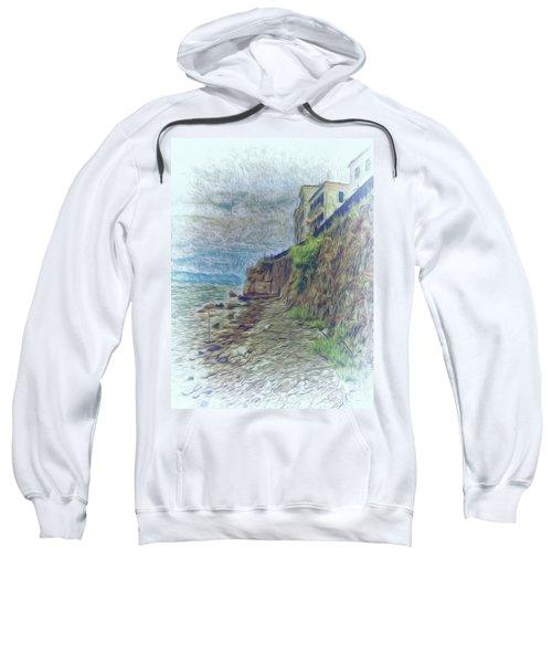 Corfu 33 - Corfu Rocks Sweatshirt