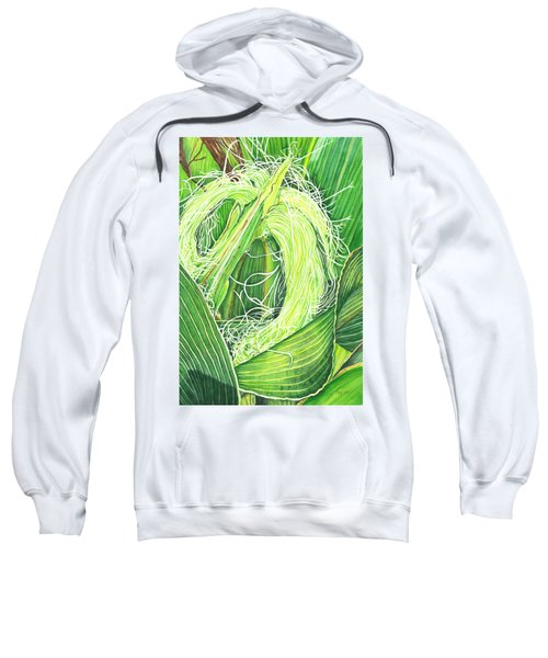Corn Silk Sweatshirt