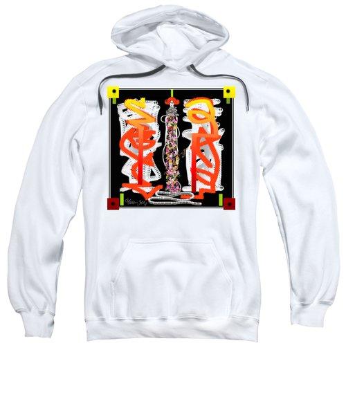 Cosmic Geisha - Dimension Hopping Sweatshirt