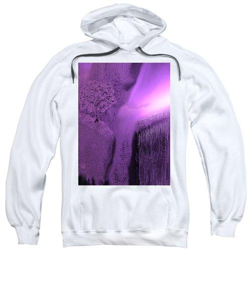 Purple Sky Dance Sweatshirt