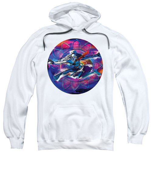 Cosmic Shiva Speed Sweatshirt