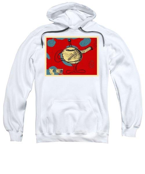 Cosmic Tea Time Sweatshirt