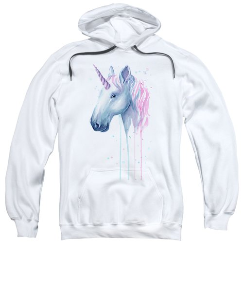 Cotton Candy Unicorn Sweatshirt